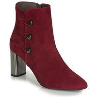 Παπούτσια Γυναίκα Μποτίνια Perlato 11312-CAM-ROUGE Red