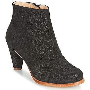 Παπούτσια Γυναίκα Μποτίνια Neosens BEBA Black