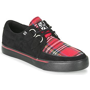Παπούτσια Χαμηλά Sneakers TUK CREEPER SNEAKERS Black / Tartan