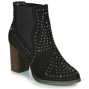 Παπούτσια Γυναίκα Μποτίνια Xti LOVALO Black