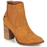 Παπούτσια Γυναίκα Μποτίνια Xti AMELIO Camel