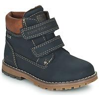 Παπούτσια Αγόρι Μπότες Tom Tailor 73003-BLEU Μπλέ