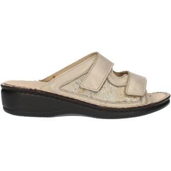 Παπούτσια Γυναίκα Τσόκαρα Clia Walk Estraibile408 Platinum
