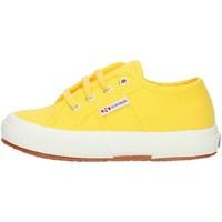 Παπούτσια Παιδί Χαμηλά Sneakers Superga 2750S0003C0 Yellow Sunflower