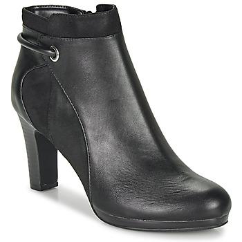 Παπούτσια Γυναίκα Μποτίνια Moony Mood FAZIOME Black