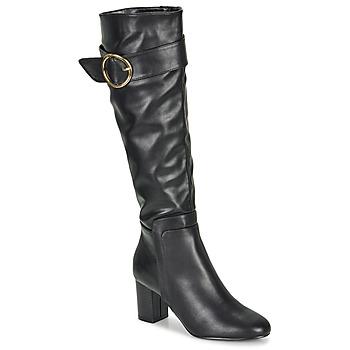 Παπούτσια Γυναίκα Μπότες για την πόλη Moony Mood FIMMINI Black