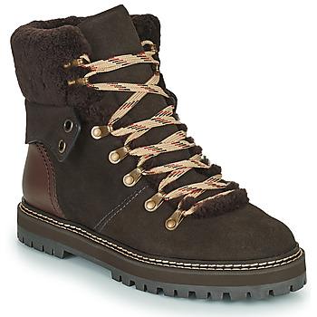 Παπούτσια Γυναίκα Snow boots See by Chloé EILEEN Black