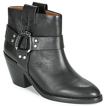 Παπούτσια Γυναίκα Μποτίνια See by Chloé FEDDIE Black