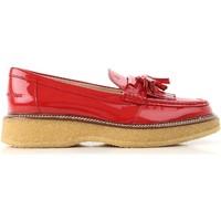 Παπούτσια Γυναίκα Μοκασσίνια Tod's XXW30B0AK700W0R402 Rosso vivo