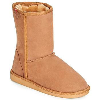 Παπούτσια Γυναίκα Μπότες Les Tropéziennes par M Belarbi MOUNTAIN Camel