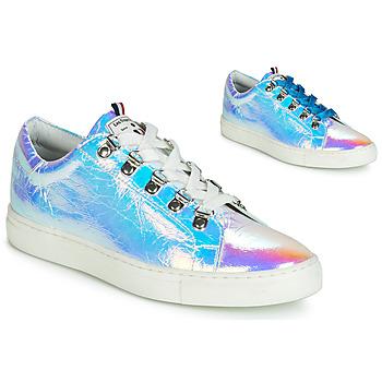 Παπούτσια Γυναίκα Χαμηλά Sneakers Les Tropéziennes par M Belarbi LATARA Άσπρο