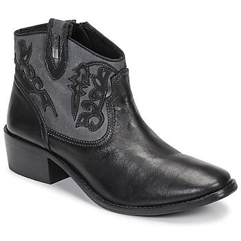 Παπούτσια Γυναίκα Μποτίνια Les Tropéziennes par M Belarbi AMELIE Black