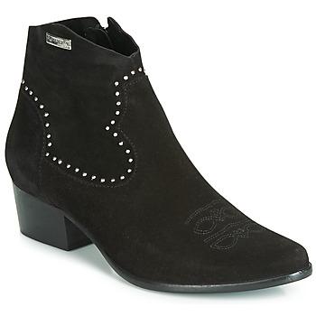 Παπούτσια Γυναίκα Μποτίνια Les Tropéziennes par M Belarbi ASTRID Black