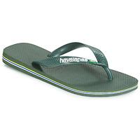 Παπούτσια Σαγιονάρες Havaianas BRASIL LOGO Olive