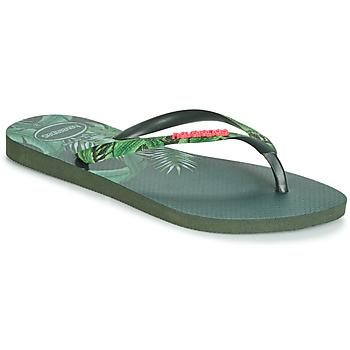 Παπούτσια Γυναίκα Σαγιονάρες Havaianas SLIM SENSATION Green