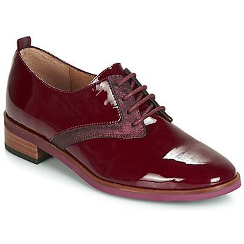 Παπούτσια Γυναίκα Derby Karston JINAX Bordeaux