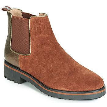 Παπούτσια Γυναίκα Μπότες Karston ONKIX Brown