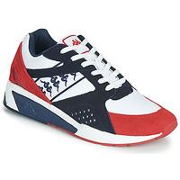 Παπούτσια Άνδρας Χαμηλά Sneakers Kappa GARKO Άσπρο / Red / Black