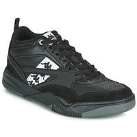 Παπούτσια Άνδρας Χαμηλά Sneakers Kappa BORIS Black / Grey