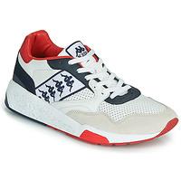 Παπούτσια Άνδρας Χαμηλά Sneakers Kappa LUXOR 2 Άσπρο / Red