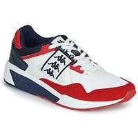 Παπούτσια Άνδρας Χαμηλά Sneakers Kappa BARSEL 2 Άσπρο / Red