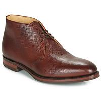 Παπούτσια Άνδρας Μπότες Barker OAKNEY Bordeaux