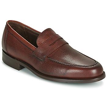 Παπούτσια Άνδρας Μοκασσίνια Barker JEVINGTON Bordeaux