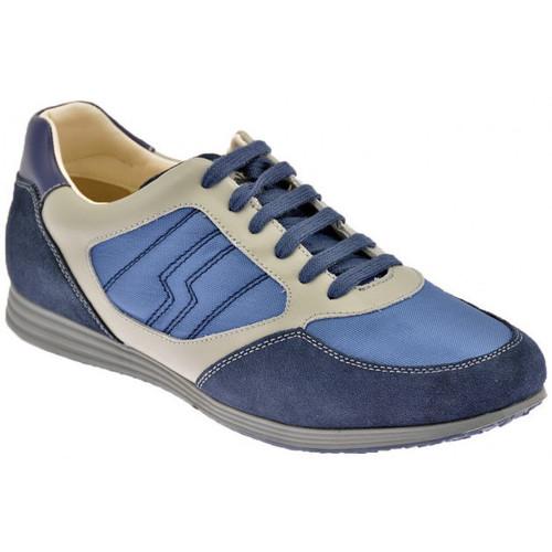 Παπούτσια Άνδρας Χαμηλά Sneakers Lumberjack  Μπλέ