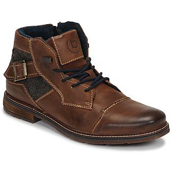 Παπούτσια Άνδρας Μπότες Bugatti ROLLAND Brown
