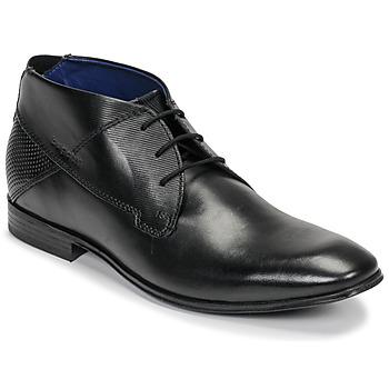 Παπούτσια Άνδρας Μπότες Bugatti ELVIS Black