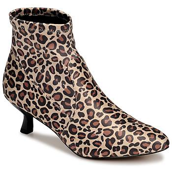 Παπούτσια Γυναίκα Μποτίνια Katy Perry THE BRIDGETTE Leopard