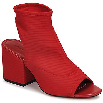 Παπούτσια Γυναίκα Μποτίνια Katy Perry THE JOHANNA Red