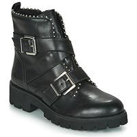 Παπούτσια Γυναίκα Μπότες Steve Madden HOOFY Black