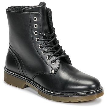 Παπούτσια Κορίτσι Μπότες Bullboxer AHC501E6LC-BLBLK Black