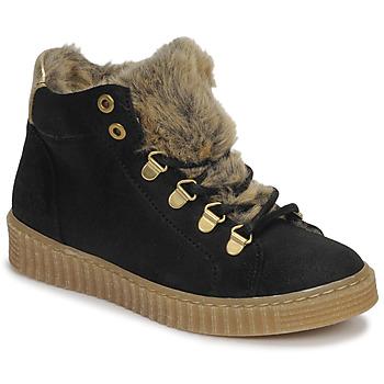 Παπούτσια Κορίτσι Ψηλά Sneakers Bullboxer AIB504E6CA-BLCK Black