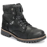 Παπούτσια Αγόρι Μπότες Bullboxer AHA518E6L-BLCK Black