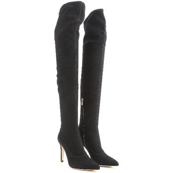 Παπούτσια Γυναίκα Ψηλές μπότες Sergio Rossi A64091 MAF714 1000 nero