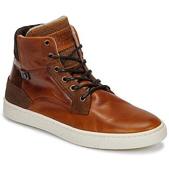 Ψηλά Sneakers Bullboxer 648K55858A2501 ΣΤΕΛΕΧΟΣ: Δέρμα & ΕΠΕΝΔΥΣΗ: Ύφασμα & ΕΣ. ΣΟΛΑ: Ύφασμα & ΕΞ. ΣΟΛΑ: Συνθετικό