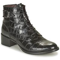 Παπούτσια Γυναίκα Μποτίνια Muratti ABYGAEL Black