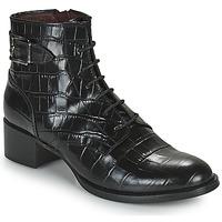 Παπούτσια Γυναίκα Μποτίνια Muratti RIESEL Black