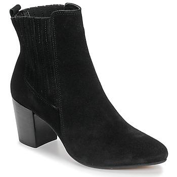 Παπούτσια Γυναίκα Μποτίνια Bullboxer 348508E6C-BLCK Black