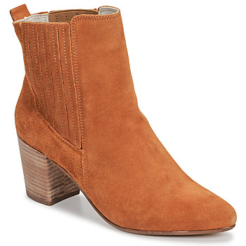 Παπούτσια Γυναίκα Μποτίνια Bullboxer 348508E6CCARM Cognac