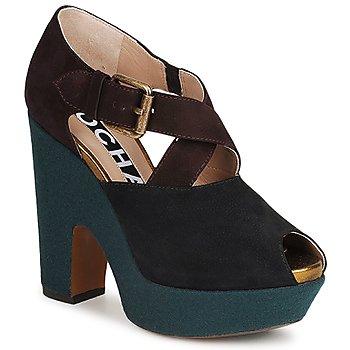 Παπούτσια Γυναίκα Γόβες Rochas NINFEA Brown / μπλέ
