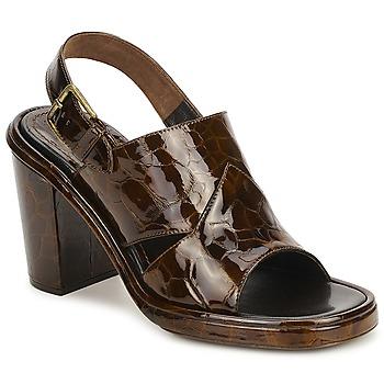 Παπούτσια Γυναίκα Σανδάλια / Πέδιλα Rochas TARTAF Brown