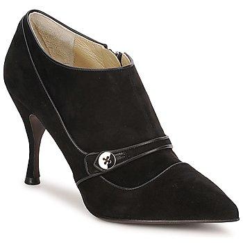 Παπούτσια Γυναίκα Χαμηλές Μπότες Marc Jacobs MJ19138 Black