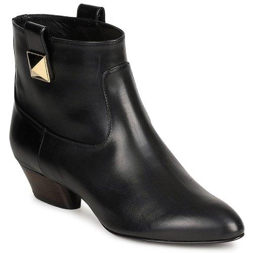 Παπούτσια Γυναίκα Μποτίνια Marc Jacobs MJ19102 Black