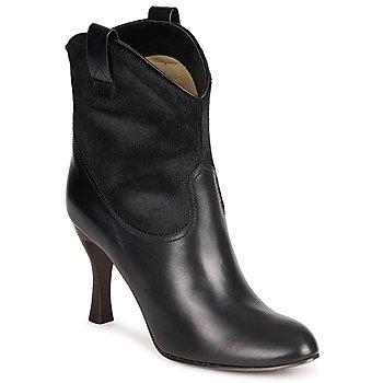 Παπούτσια Γυναίκα Μποτίνια Marc Jacobs MJ19064 Black