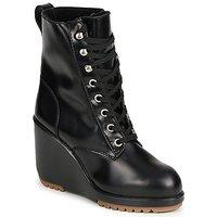 Παπούτσια Γυναίκα Μποτίνια Marc Jacobs MJ19142 Black