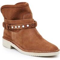 Παπούτσια Γυναίκα Μπότες Wrangler Indy Hole WL141711-160 brown