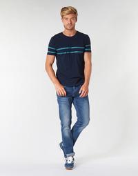 Υφασμάτινα Άνδρας Τζιν σε ίσια γραμμή Pepe jeans CASH Gs7 / Μπλέ / Medium